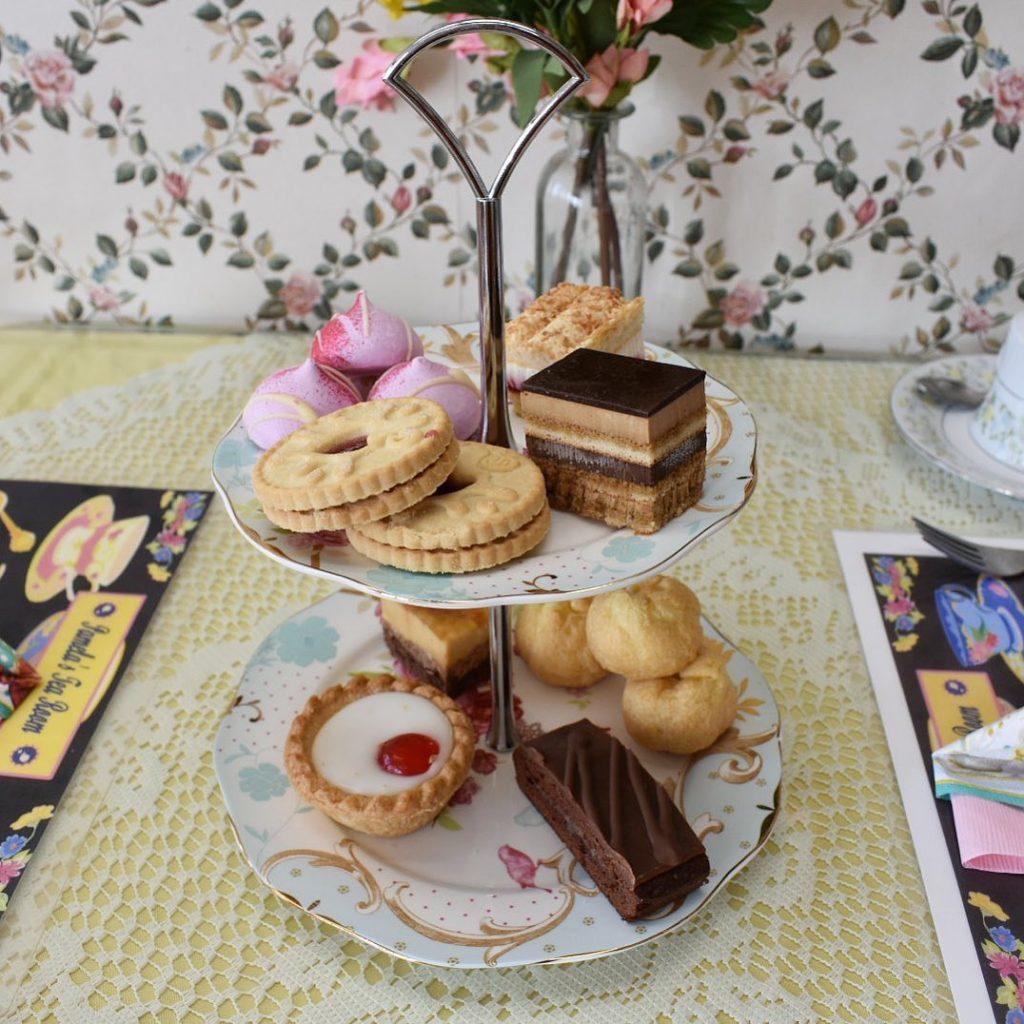 Afternoon Tea Los Angeles - Pamela's Tea Room