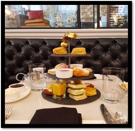 Afternoon Tea Chicago - Atwood