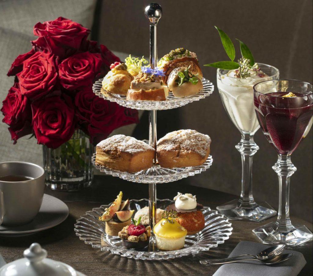 Afternoon Tea NYC - Baccarat Hotel