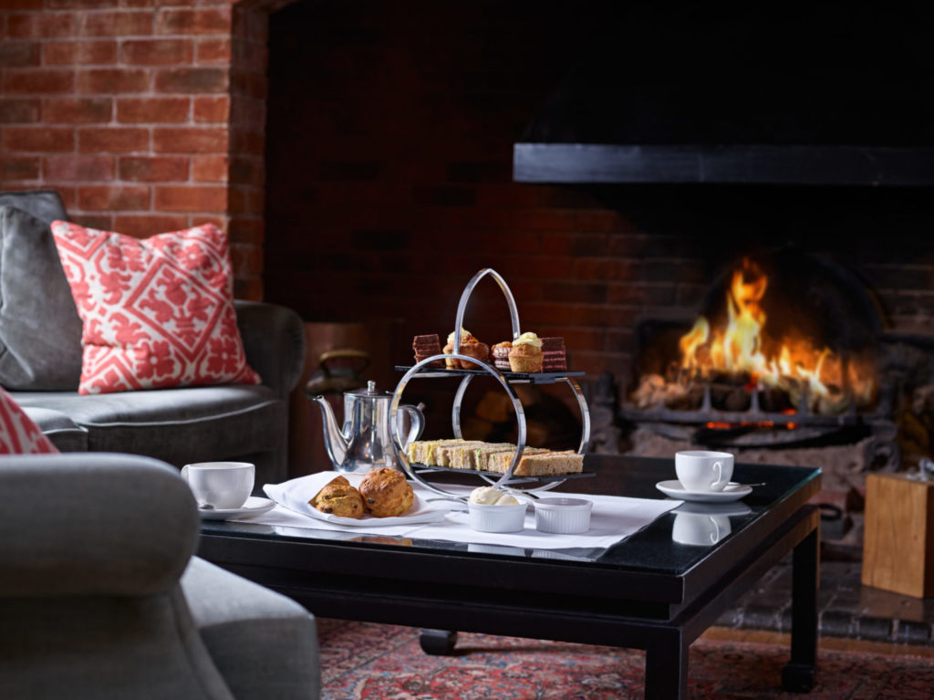 Afternoon Tea New Forest - Careys Manor