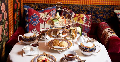 Afternoon Tea NYC - The Gallery at the Carlyle