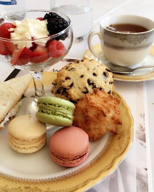 Afternoon Tea Los Angeles - Culver Hotel
