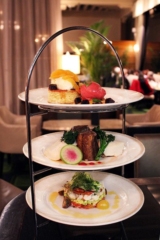 Afternoon Tea Chicago- The Drake - Palm Court
