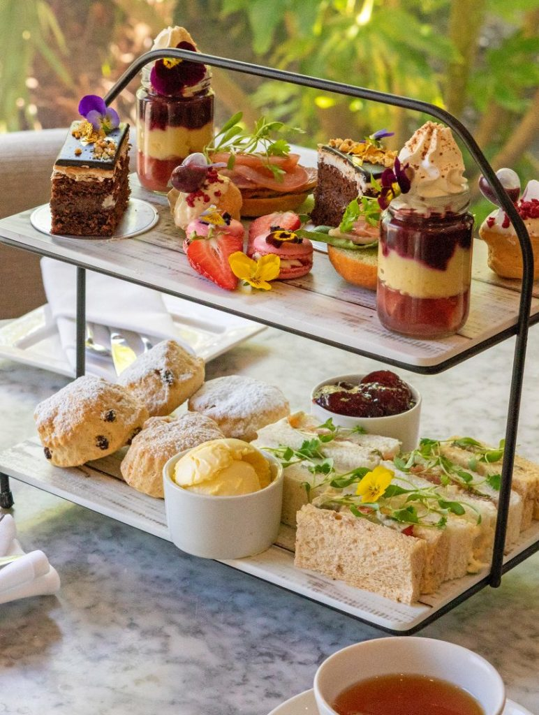 Afternoon Tea New Forest - Forest Lodge Hotel