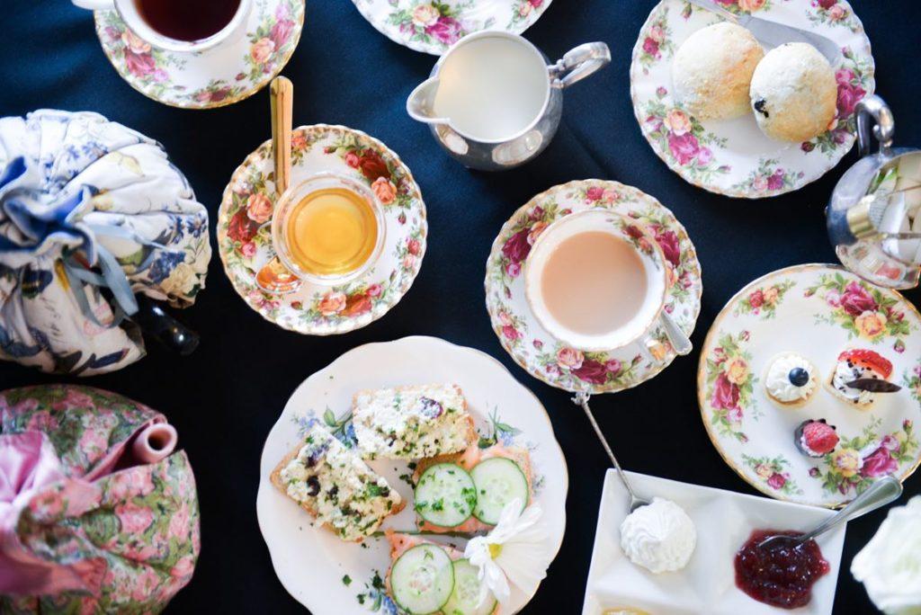 Afternoon Tea Los Angeles - High Tea Cottage