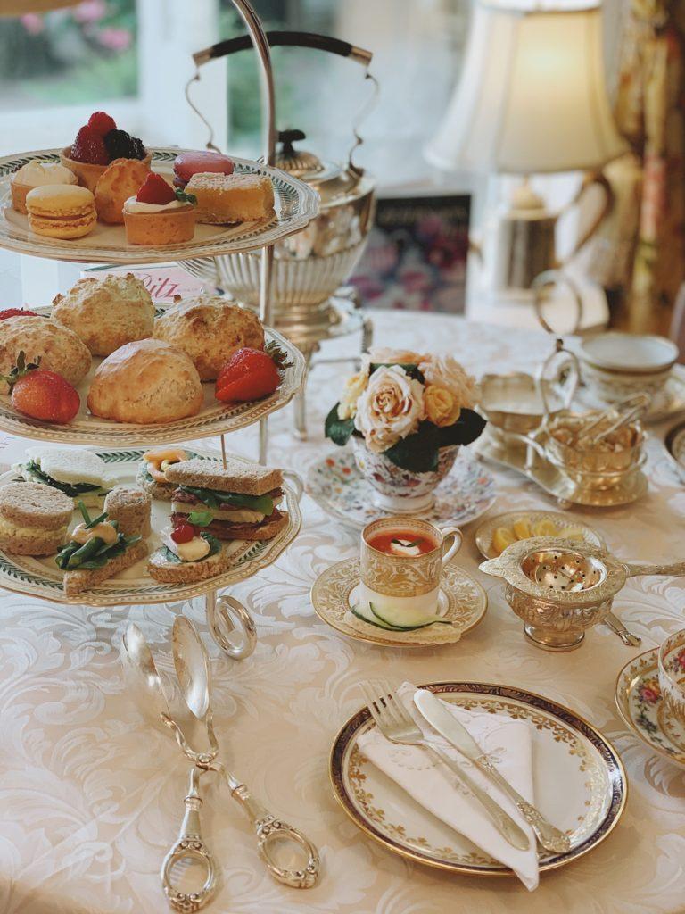 Afternoon Tea Chicago - High Tea with Gerri