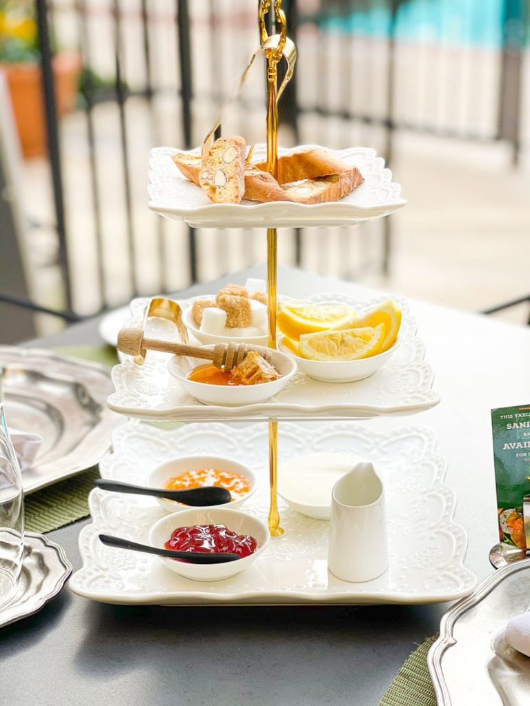 Afternoon Tea Houston - Hotel Granduca