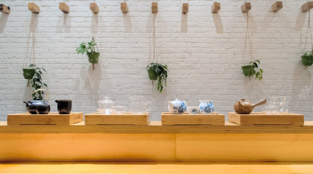 Afternoon Tea Chicago - Hugo Tea Space