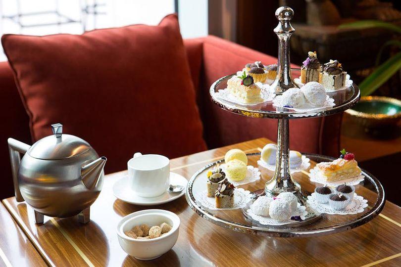 Afternoon Tea Houston - Kiran's
