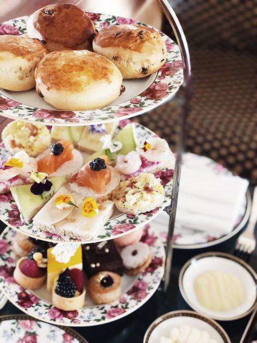 Afternoon Tea Los Angeles - Langham Huntington Hotel