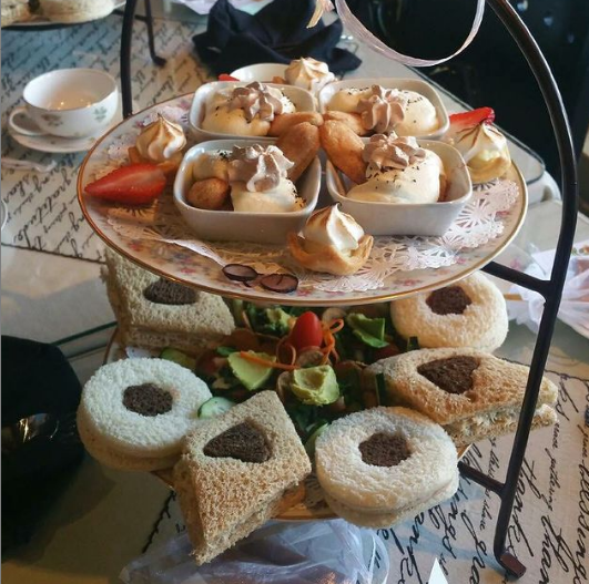 Afternoon Tea Houston - McHugh tea