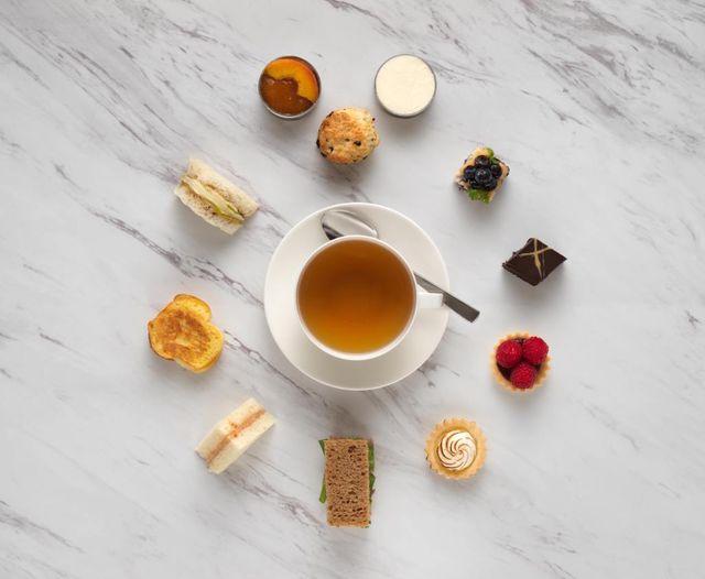 Afternoon Tea NYC - Metropolitan Museum