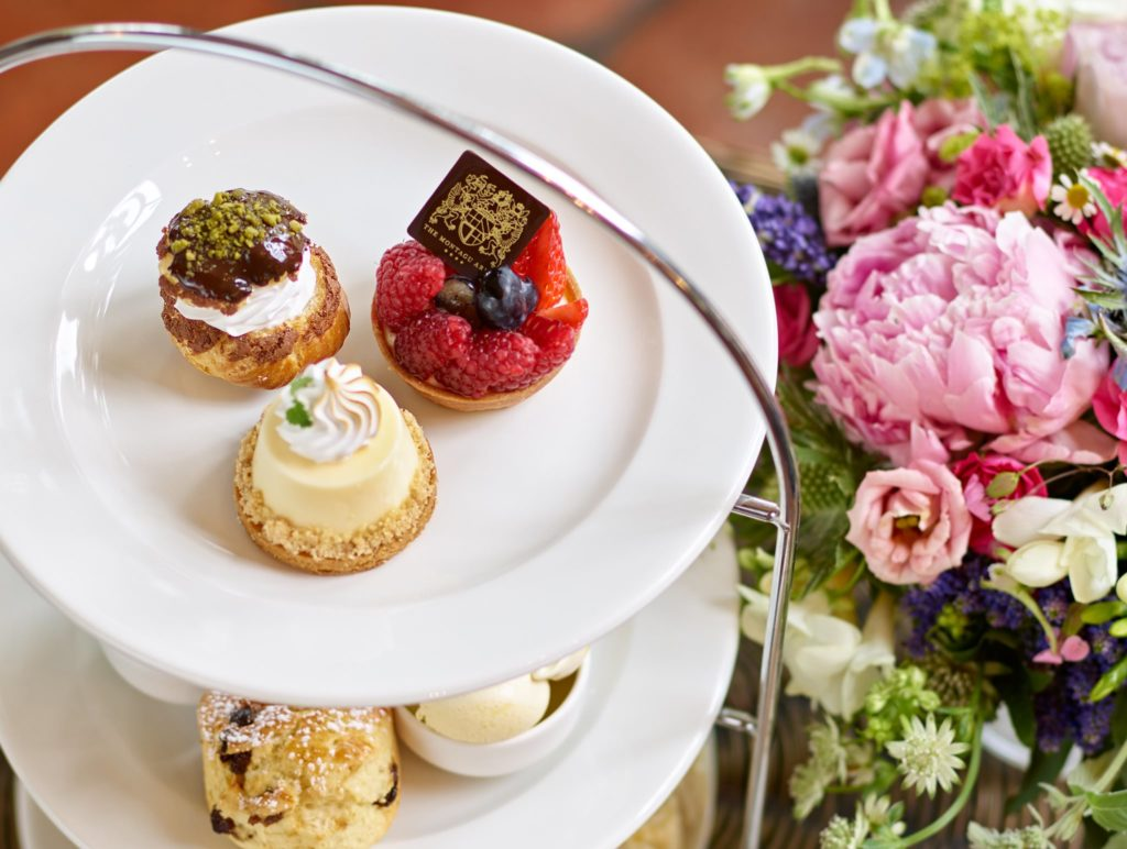 Afternoon Tea New Forest - Montagu Arms Hotel