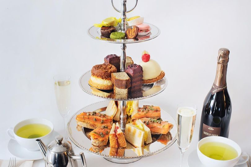 Afternoon Tea NYC - Patisserie Fouet