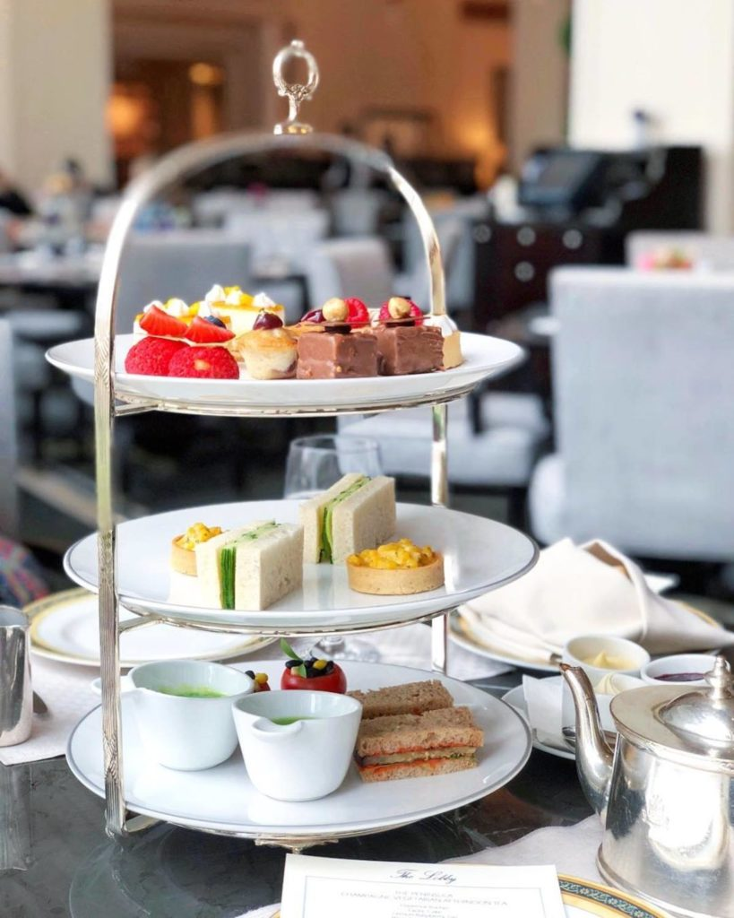 Afternoon Tea Chicago - The Peninsula Chicago