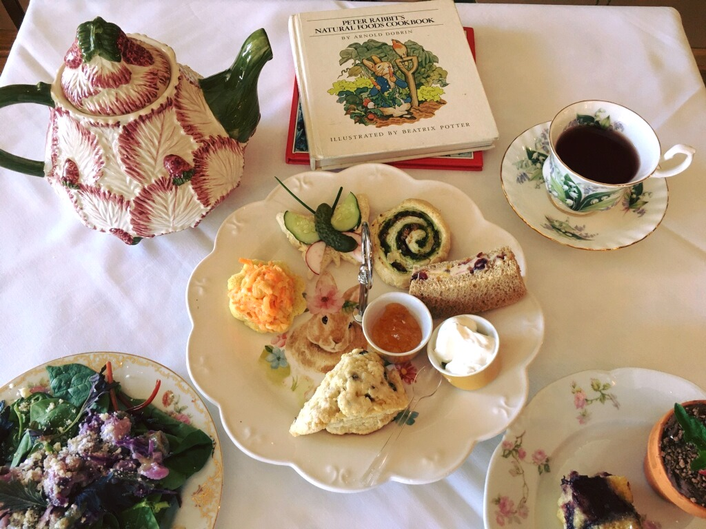 Afternoon Tea Chicago - Pinecone Cottage Tea House