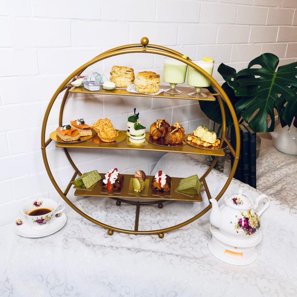 Afternoon Tea NYC - Prince Tea House
