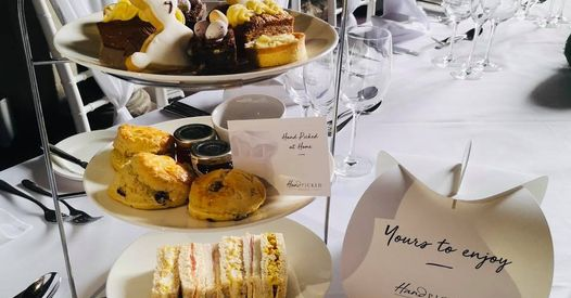 Afternoon Tea New Forest - Rhinefield House Hotel