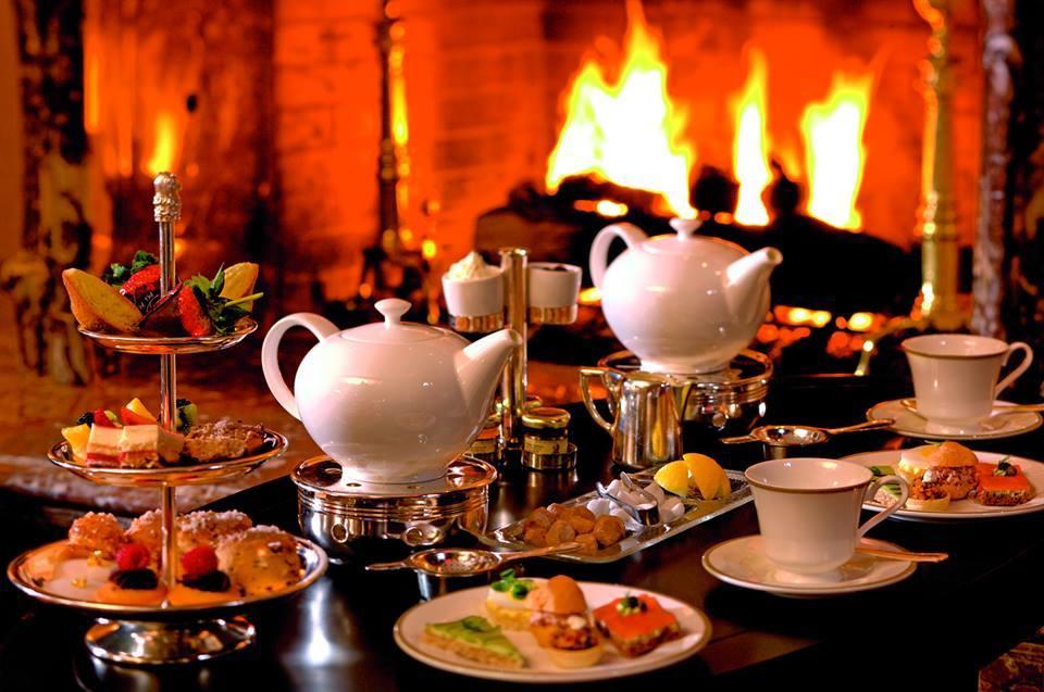 Afternoon Tea NYC - The Ritz Carlton