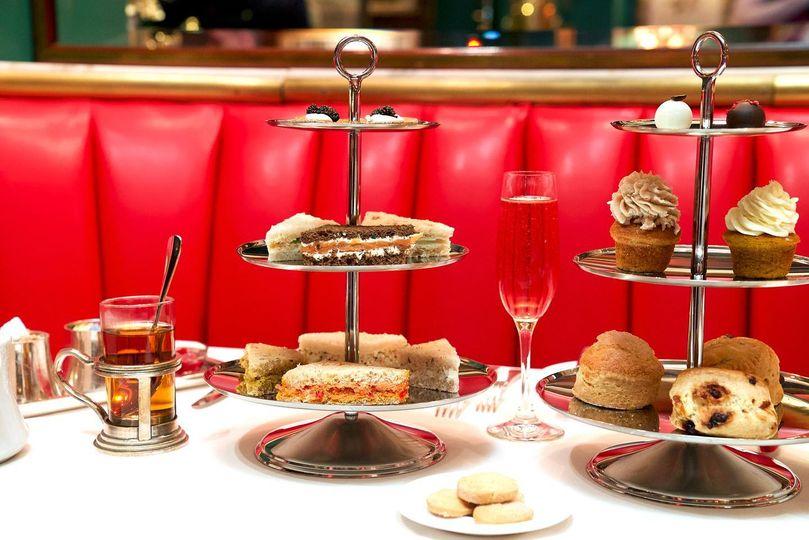 Afternoon Tea NYC - The Russian Tea Room