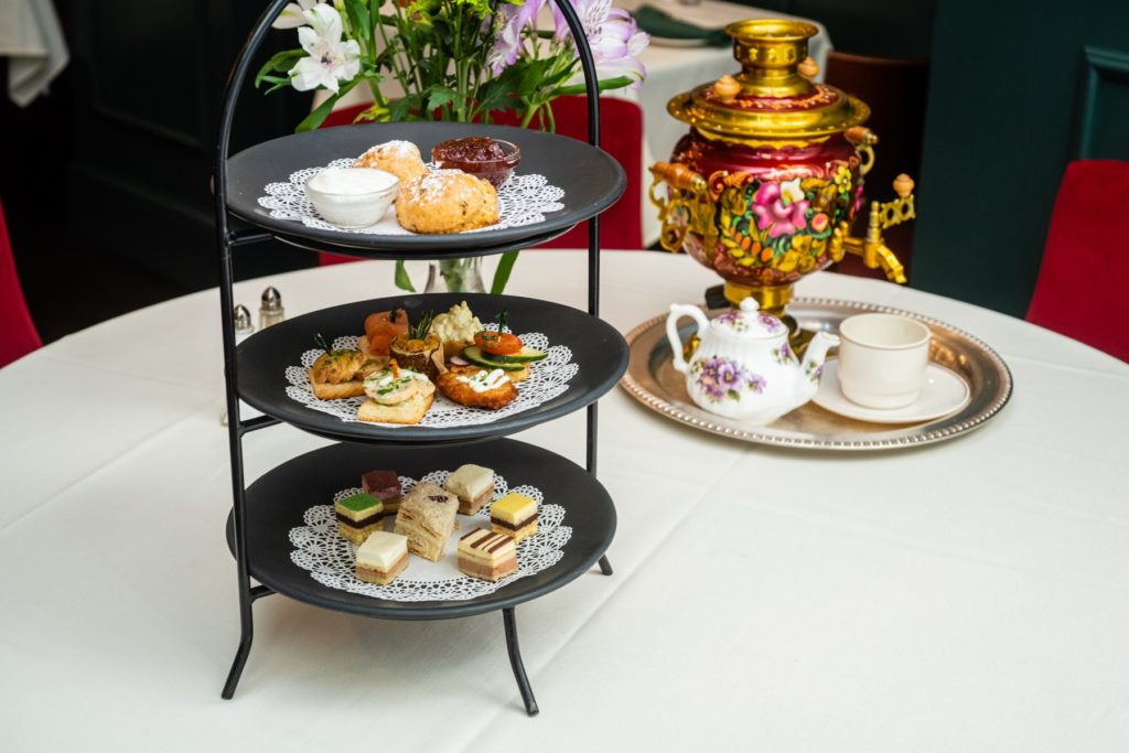 Afternoon Tea Chicago - Russian Tea Time