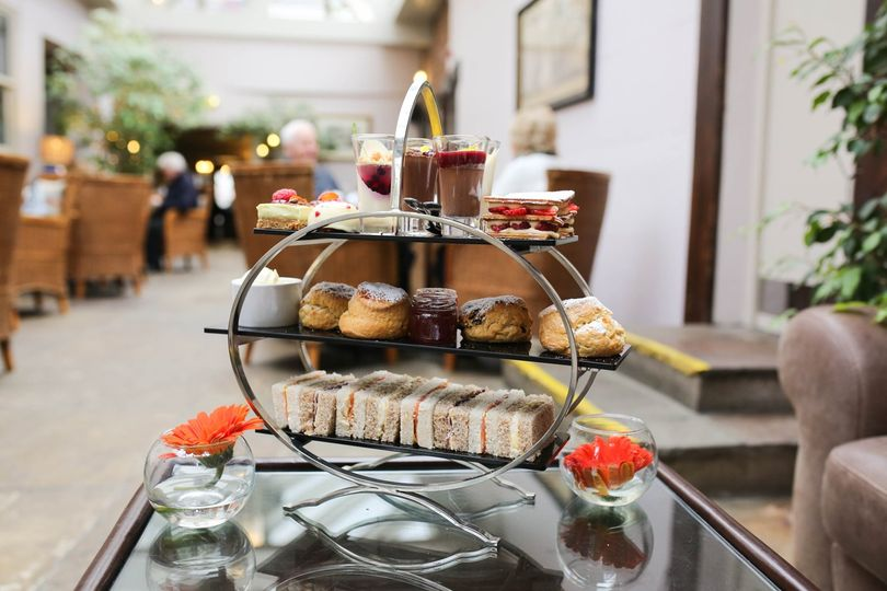 Afternoon Tea New Forest - Stanwell House Hotel