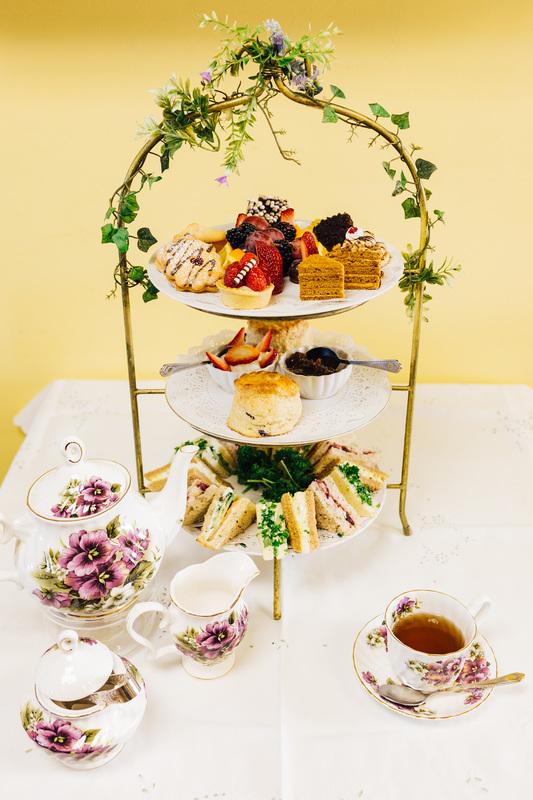 Afternoon Tea Los Angeles - The T Room