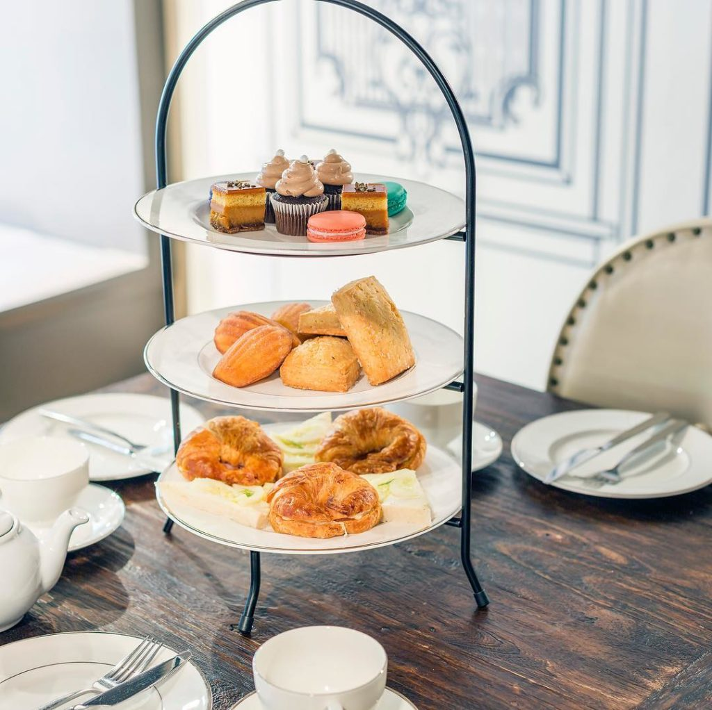 Afternoon Tea Chicago - Vanille Patisserie