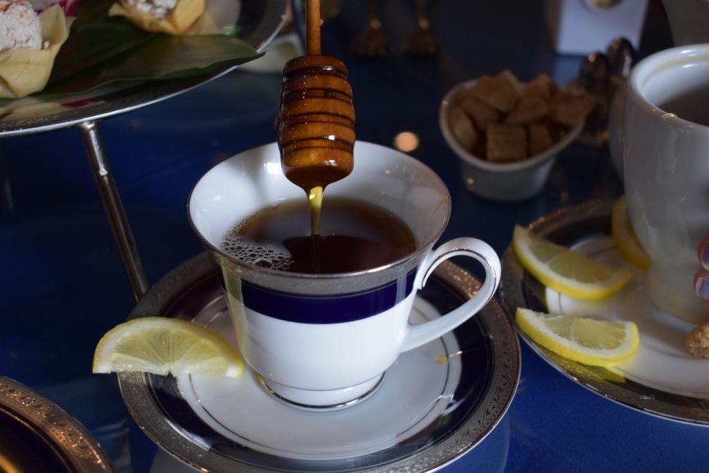 afternoon tea Dallas - DeGolyer Tea Room at Dallas Arboretum