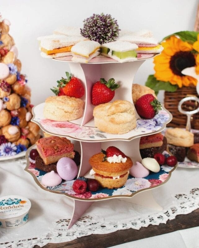 afternoon tea delivery - Chouxlicious Ultimate Afternoon Tea