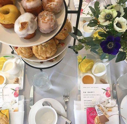 afternoon tea Austin - Hotel Ella