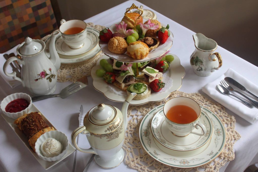 afternoon tea Dallas - Potpourri Boulangerie