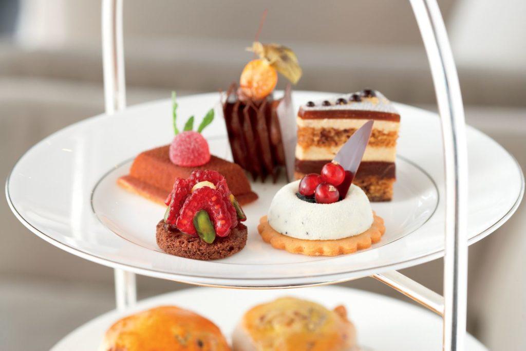 afternoon tea Dallas - Ritz-Carlton Hotel