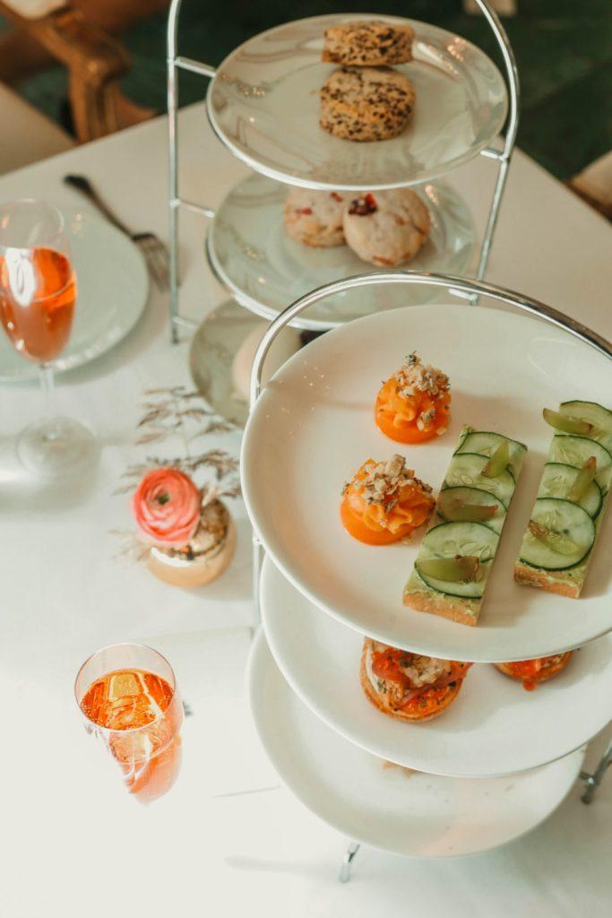 afternoon tea Dallas - The Adolphus Hotel