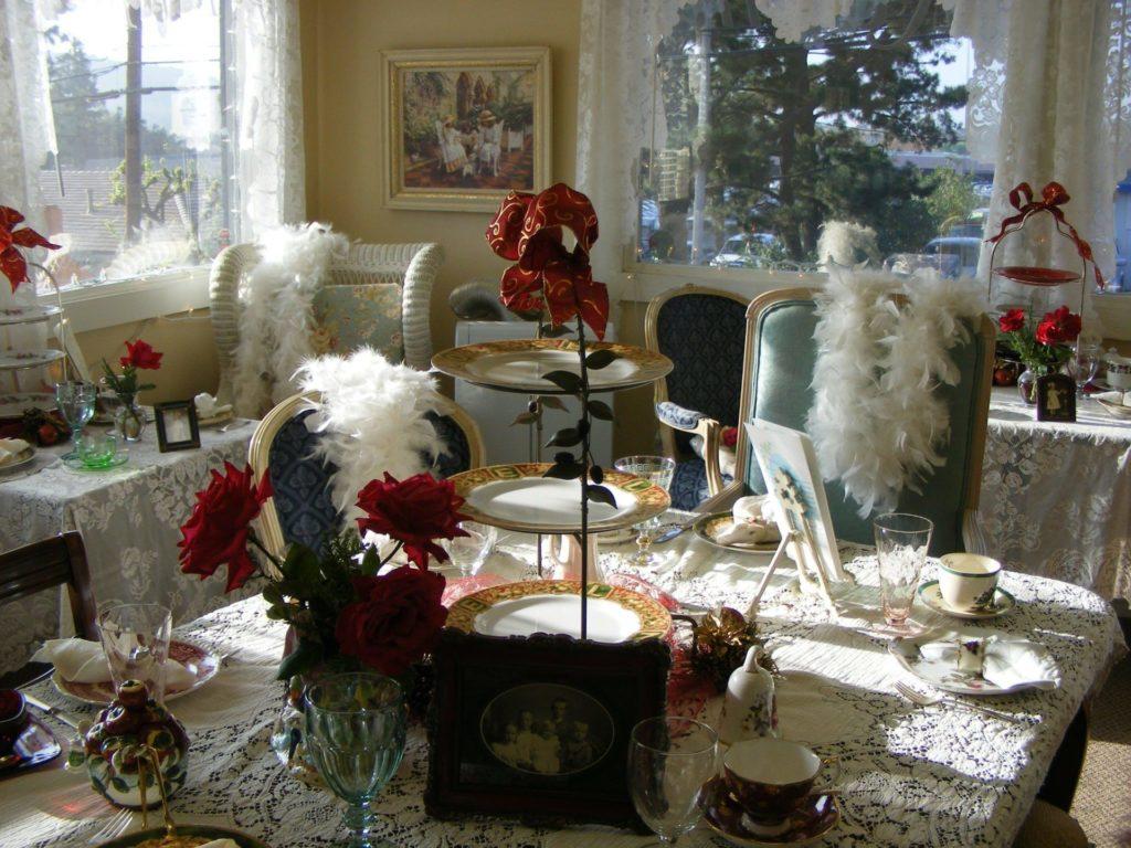 afternoon tea Los Angeles - Tranquility Tea Room