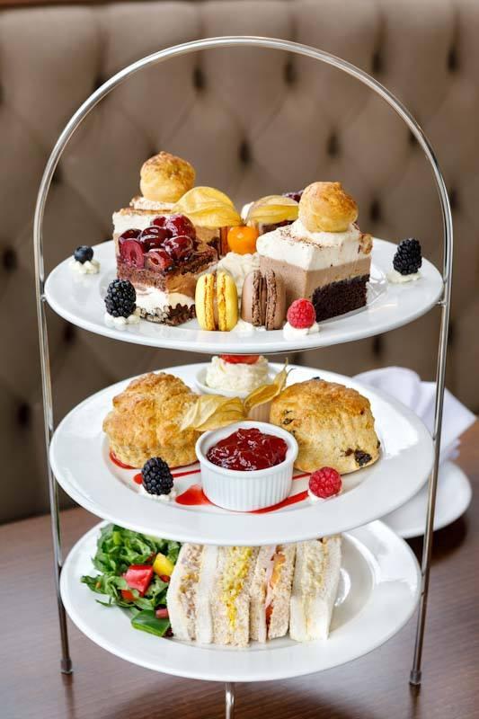afternoon tea Harrogate - Cedar Court Hotel