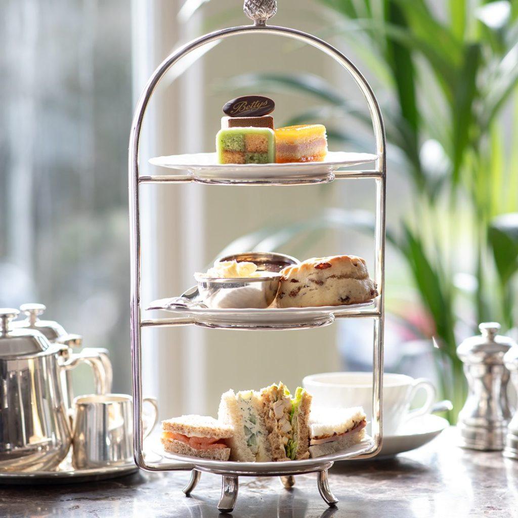 afternoon tea Harrogate - Bettys Tea Room