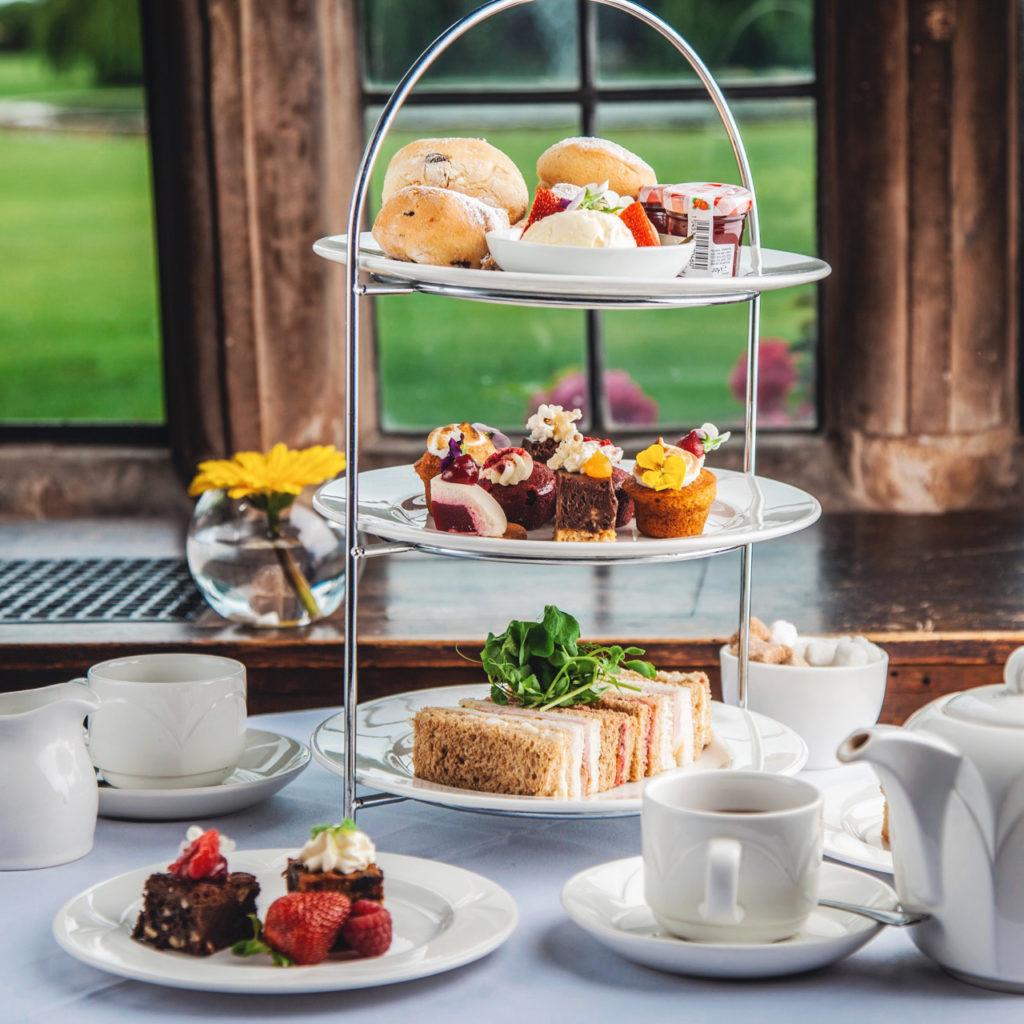 afternoon tea Stratford upon avon - Billesley Manor Hotel & Spa
