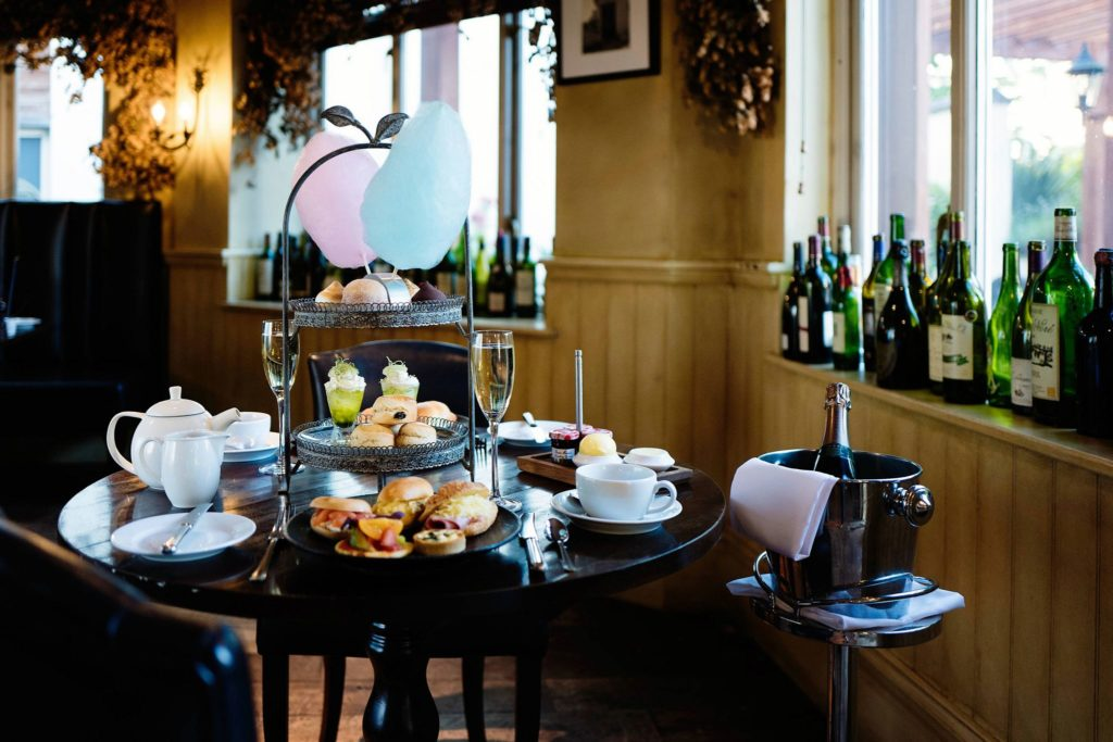 Afternoon Tea London - Cannizaro House Hotel