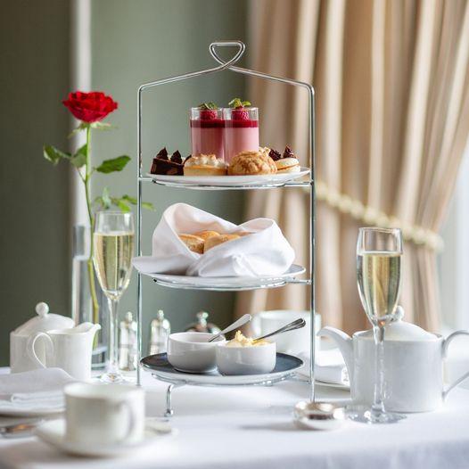 afternoon tea Lake District - Cedar Manor