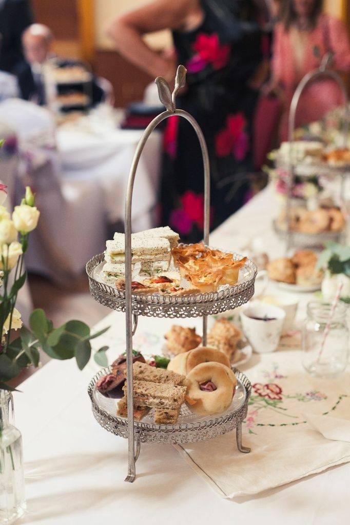 afternoon tea London - Charlton Tea Rooms