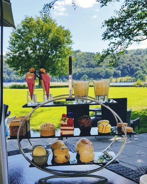 afternoon tea Lake District - Daffodil Hotel & Spa