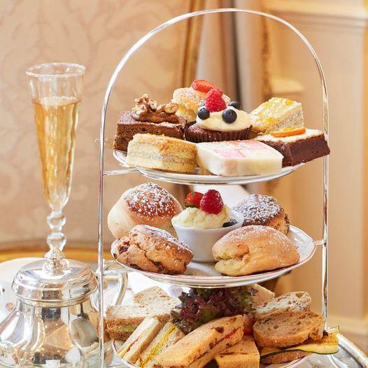 afternoon tea London - The Egerton House Hotel