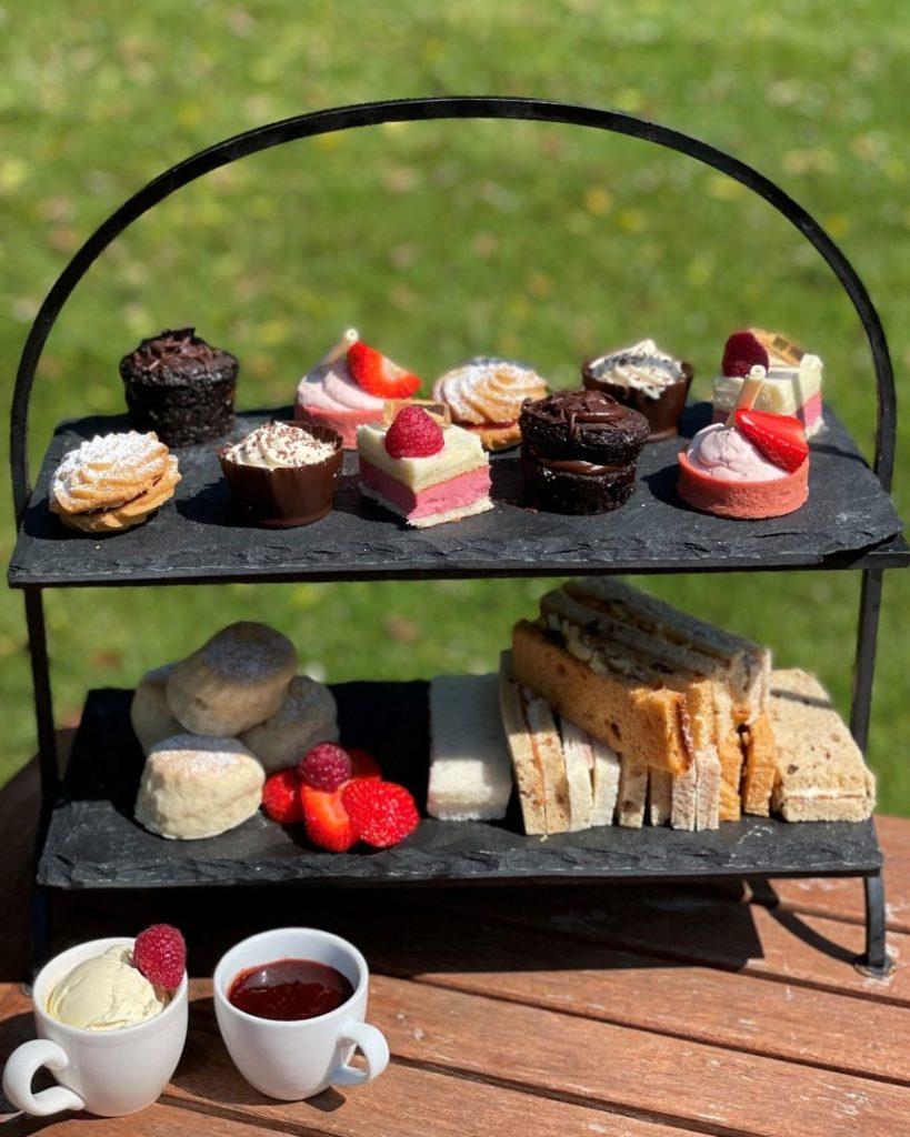 afternoon tea stratford upon avon - ettington park hotel