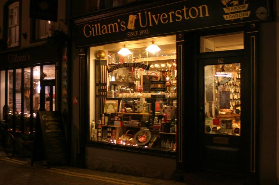 afternoon tea Lake District - Gillam's Tea Rooms