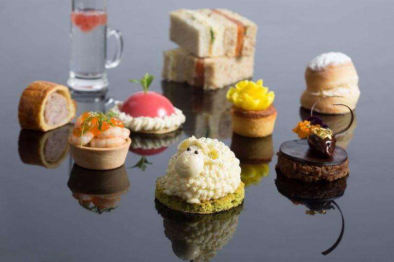 afternoon tea Lake District - HriSHi at Gilpin Hotel