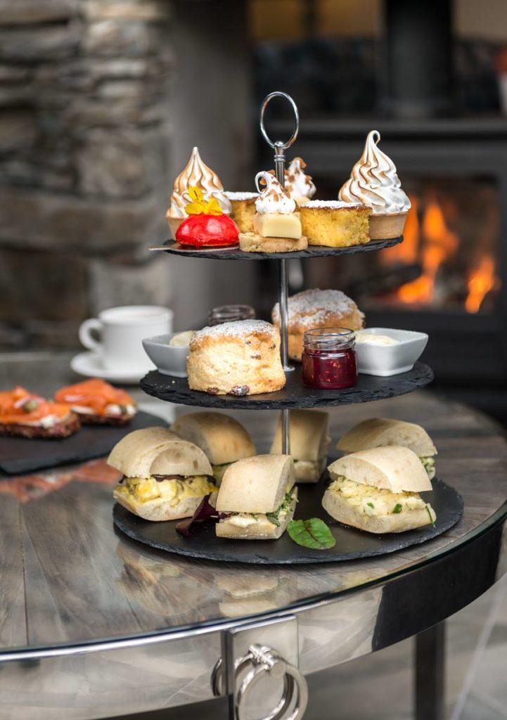 afternoon Tea Lake District - Hillthwaite House Hotel