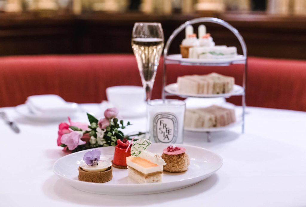 afternoon tea London - Hotel Cafe Royal