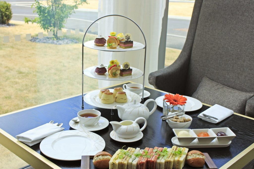afternoon tea London - The O2 Intercontinental