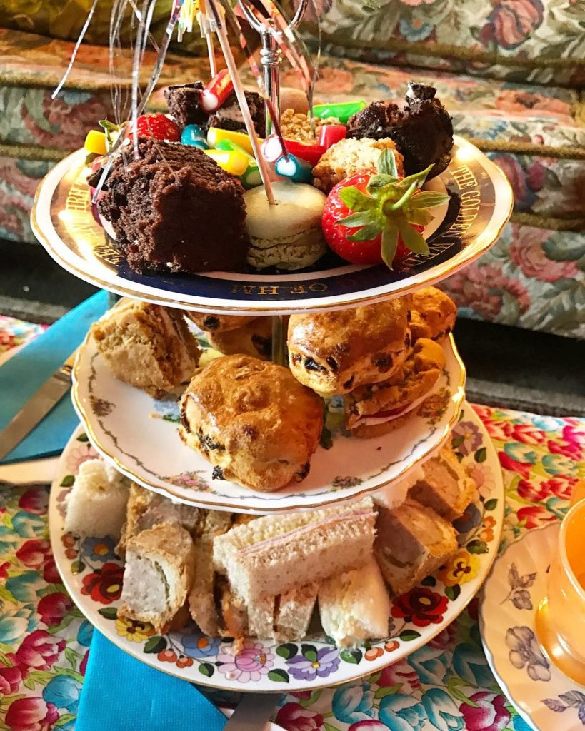 afternoon tea London - Little Nan's Forest Hill and Deptford
